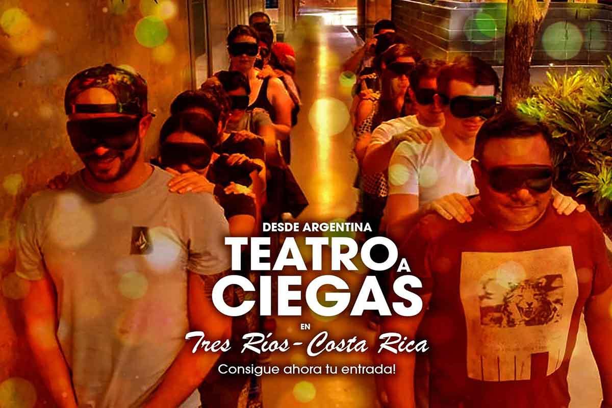 Teatro a ciegas desde Argentina