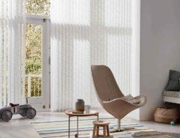 cortinas de sala de estar