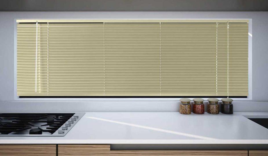 persianas de aluminio para cocina