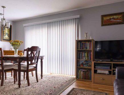 cortinas y persianas