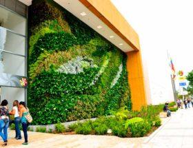Edificios amigables con el medio ambiente