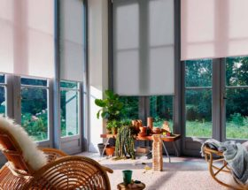 cortinas blackout y sus beneficios